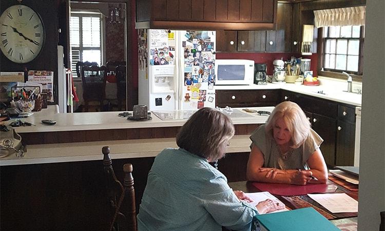 Savannah Georgia Kitchen Designer Talks Remodel with Georgia Farmhouse Homeowner